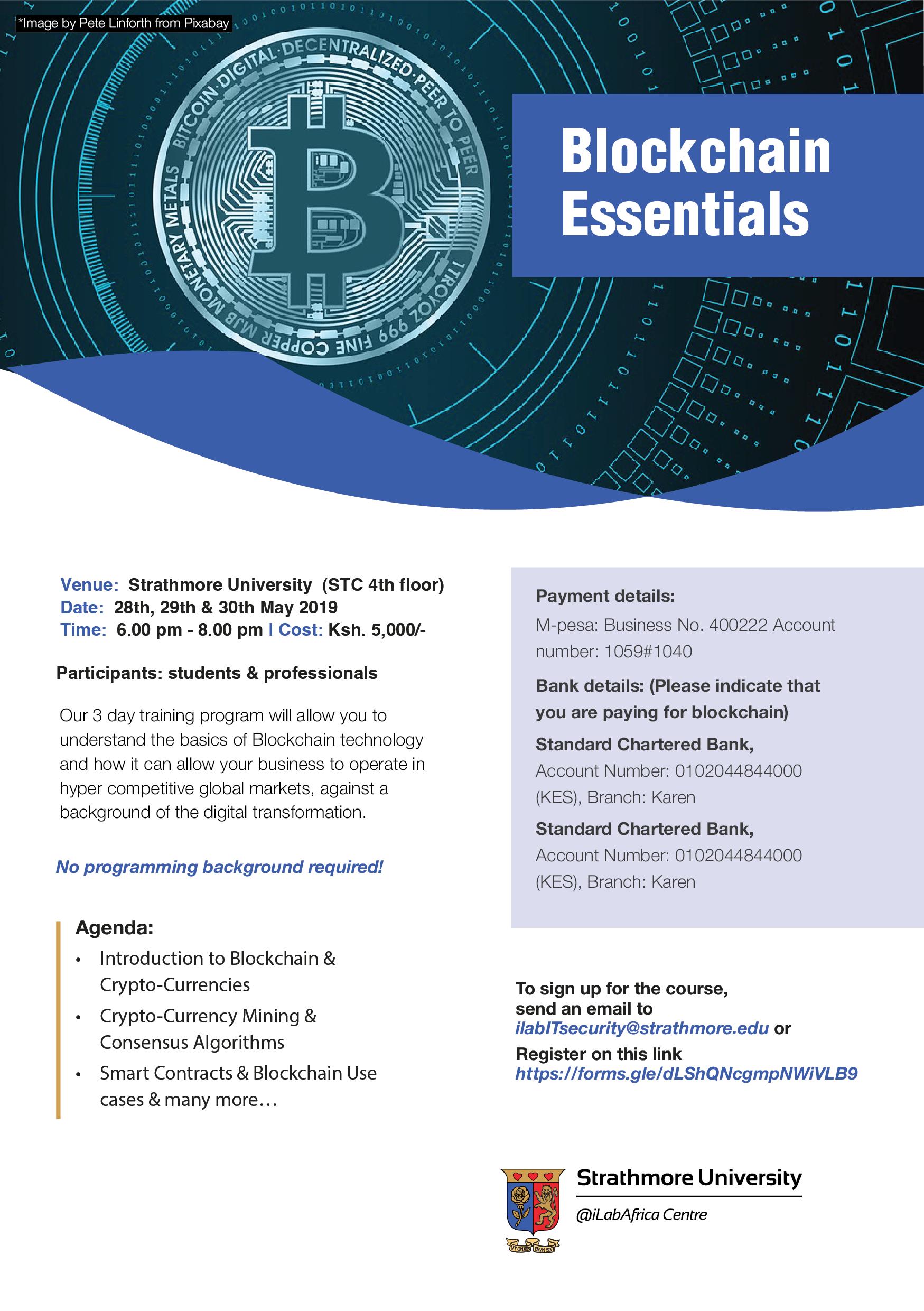Poster-ilabafrica_Blockchain essentials