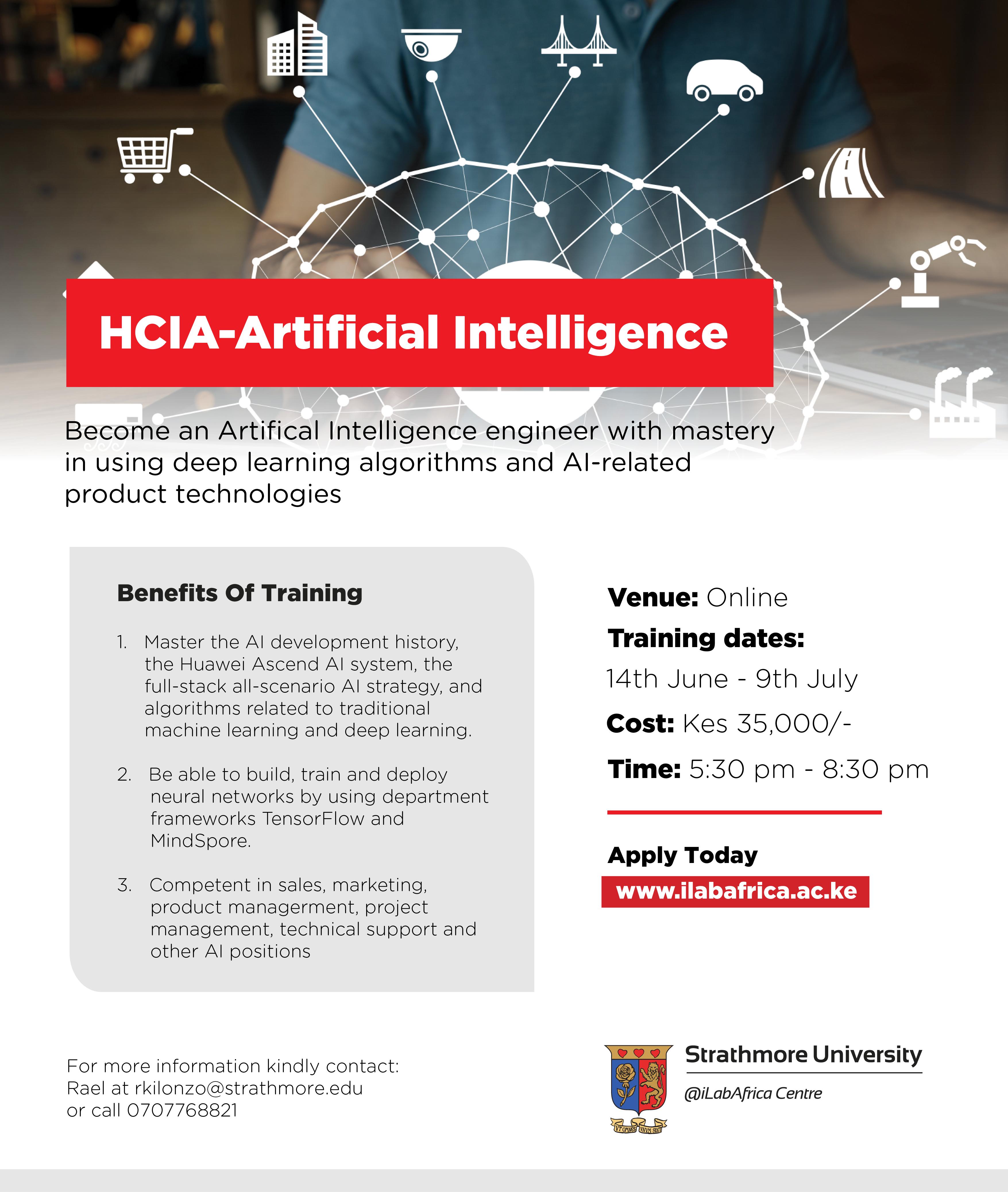 HCIA-Artificial Intelligence-01